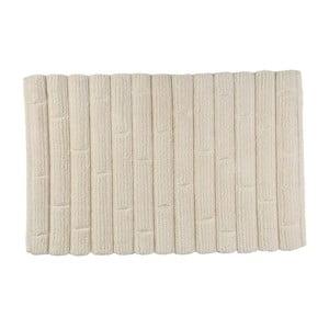 Koupelnová předložka Andrea 50x80 cm, slonovinová kost