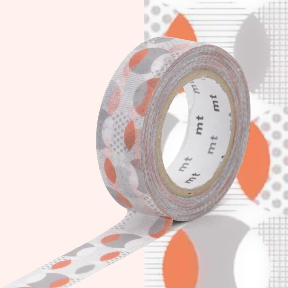Washi páska MT Masking Tape Christelle, návin 10 m