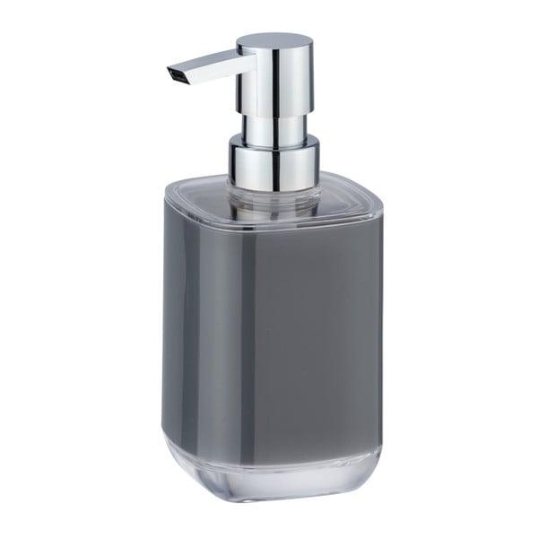 Szary dozownik do mydła Wenko Masone