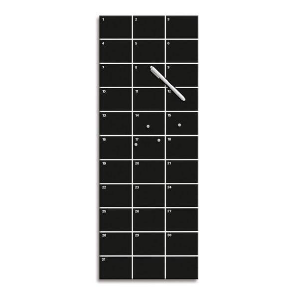Magnetická tabule 6199, 30x80 cm