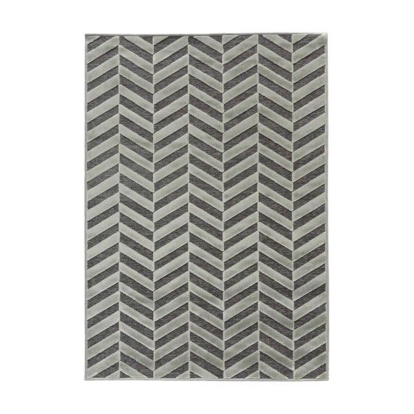 Koberec Genova no. 705, 135x195 cm, šedý