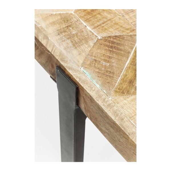 Jídelní stůl z mangového dřeva Kare Design Tortuga