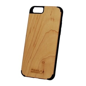 Dřevěný kryt na iPhone 6/6S TIMEWOOD Maple