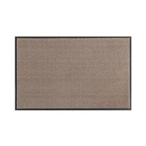 Šedobéžová rohožka Hanse Home Soft and Clean, 75 x 50 cm