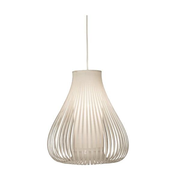 Bílé závěsné svítidlo Scan Lamps Jolly