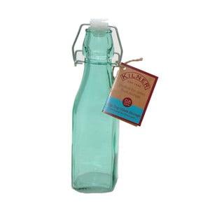Lahev s klipem Kilner, 250 ml, modrá