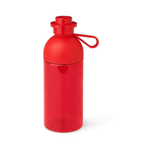Sticlă de călătorie LEGO®, roșu, 500 ml
