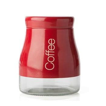 Recipient pentru cafea Sabichi Coffee, 700 ml, roșu imagine