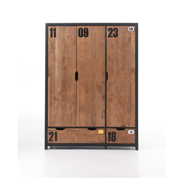 3-drzwiowa szafa Vipack Alex