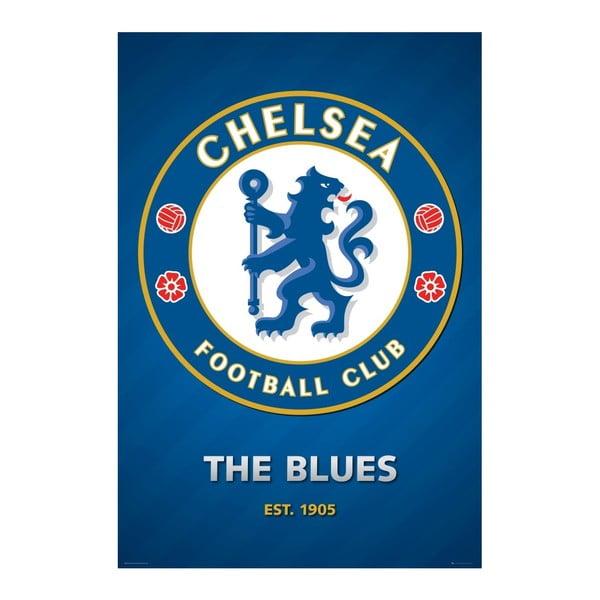Velkoformátová tapeta Chelsea Team, 158x232cm