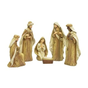 Set 6 statuete Ewax Bethlehem Precious