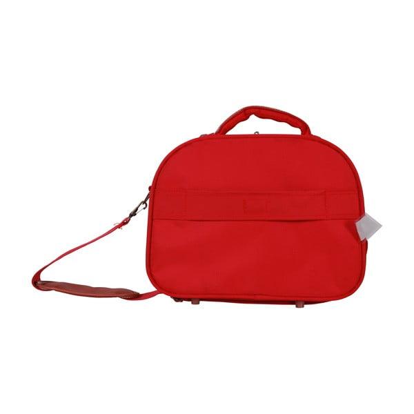 Příruční taška Jean Louis Scherrer Red, 13.2 l