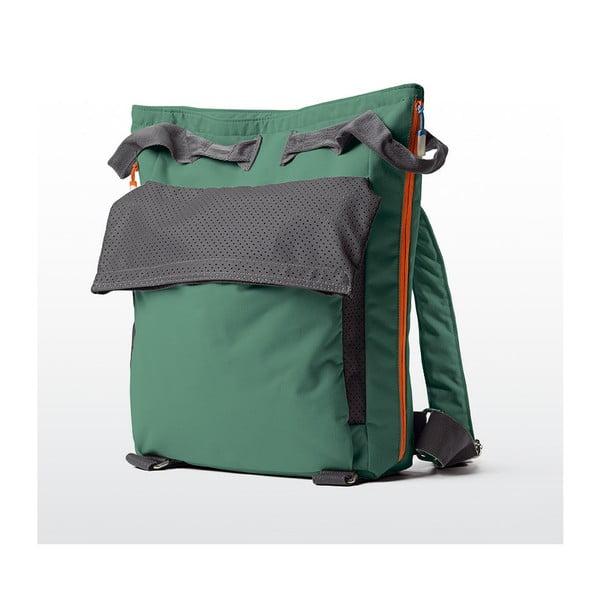 Zelená plážová taška/batoh Terra Nation Tane Kopu,40 l