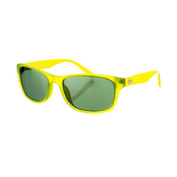 Dětské sluneční brýle Lacoste L360 Green/Yellow