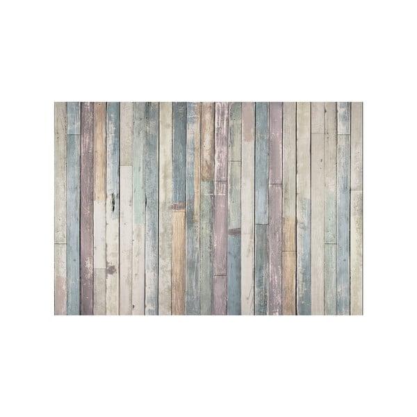 Velkoformátová tapeta Dřevo, 366x254cm