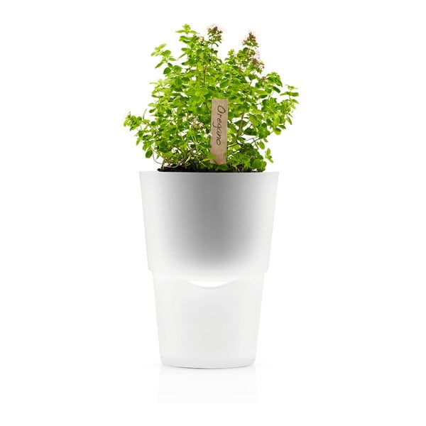 Samopodlévací květináč na bylinky Eva Solo Matt, 13 cm