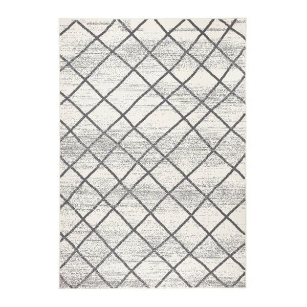 Svetlosivý koberec Zala Living Rhombe, 160×230cm