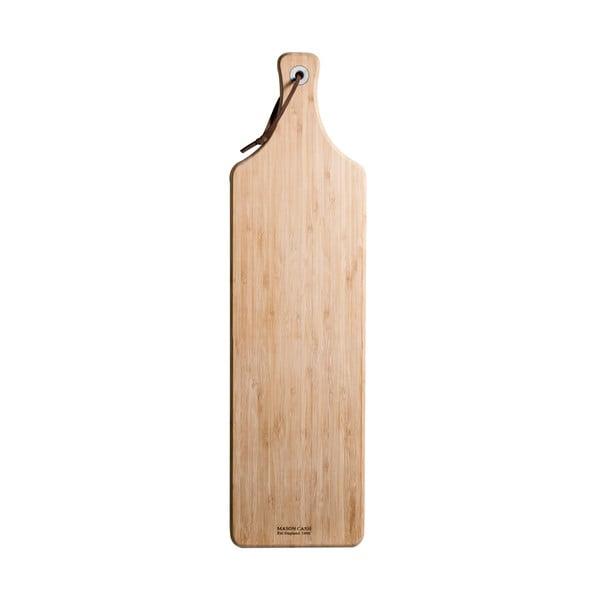 Bambusová servírovacia doštička Mason Cash Essentials, dĺžka 59cm