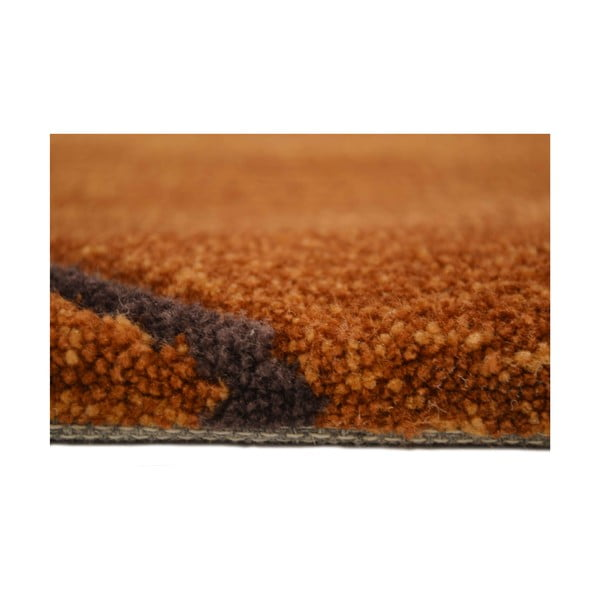 Ručně tkaný koberec Pluto, 170x240 cm, béžový