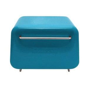 Chlebník Novo Bread Bin, modrý