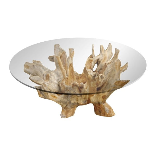 Amazonas teakfa dohányzóasztal - House Nordic