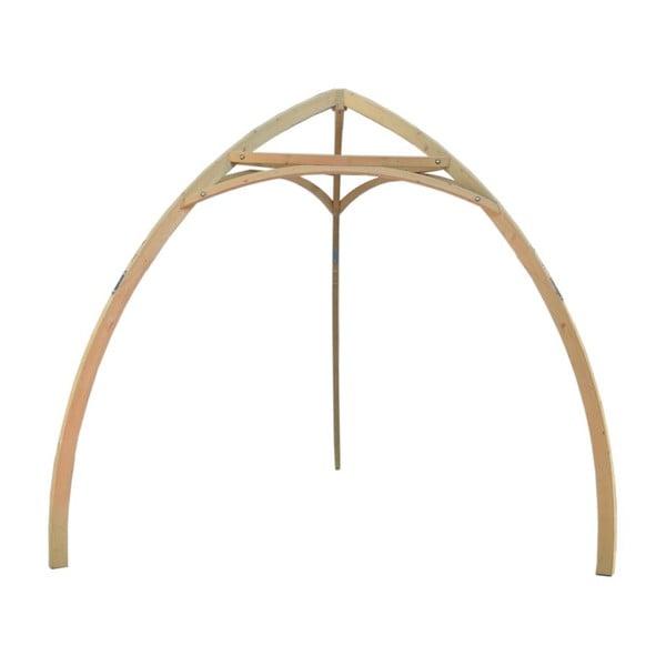 Konstrukce na zavěšení závěsného křesla Cacoon Tripod Wood