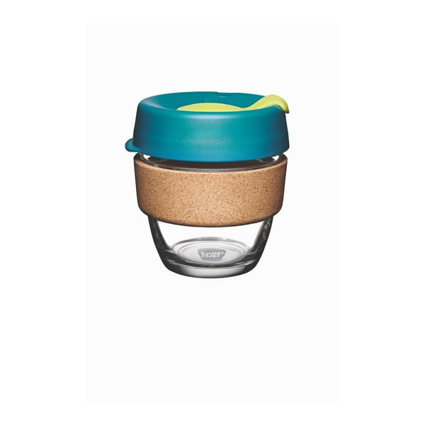 Brew Cork Edition Turbine utazóbögre fedéllel, 227 ml - KeepCup