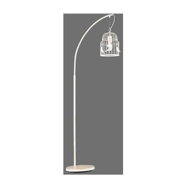 Stojací lampa Serie 3073, bílá