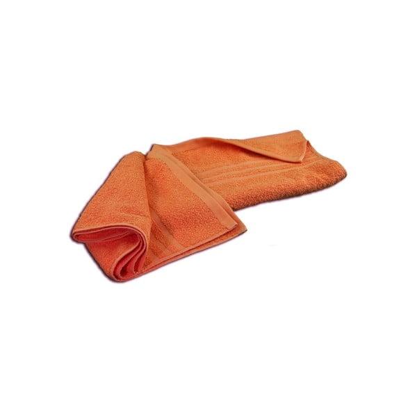 Osuška Sylt Orange, 50x100 cm