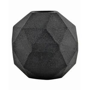 Váza Geometry Black