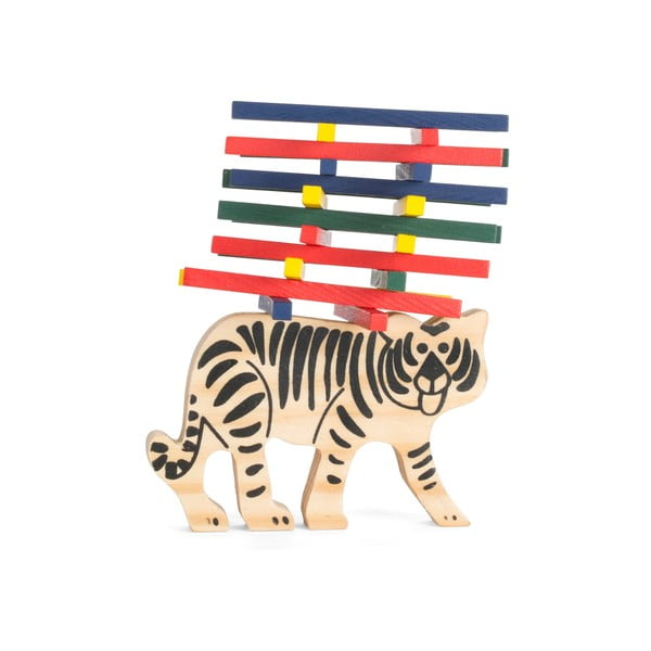 Gra zręcznościowa Tricky Tiger Kikkerland