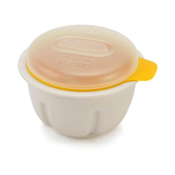 M-Poach 3 részes sárga buggyantott tojás készítő - Joseph Joseph