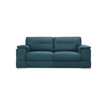Canapea pentru 3 persoane Stella Cadente Madeiro, albastru de la Stella Cadente Maison