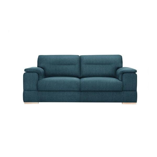Niebieska sofa 3-osobowa Stella Cadente Maison Madeiro