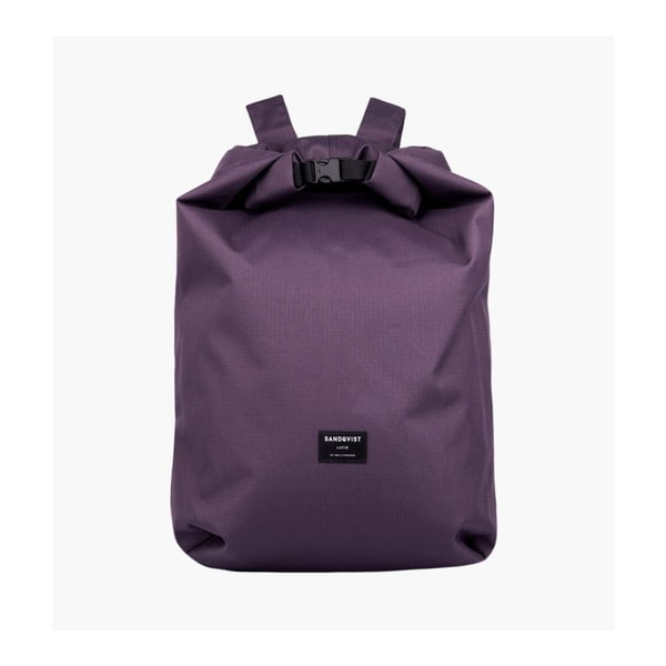 Tmavofialový batoh z ripstop Sandqvist Lova