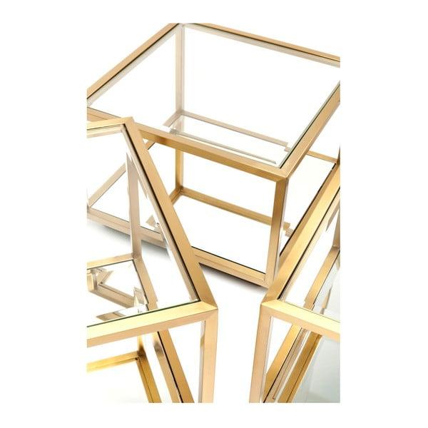 Sada 4 konferenčních stolků Kare Design Luigi