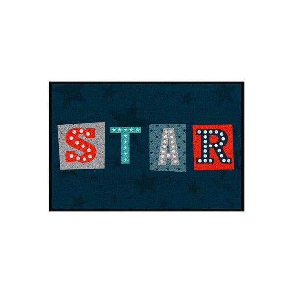 Rohožka/koberec Star, 60x40 cm