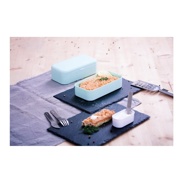 Mentolově zelený obědový box Monbento Original
