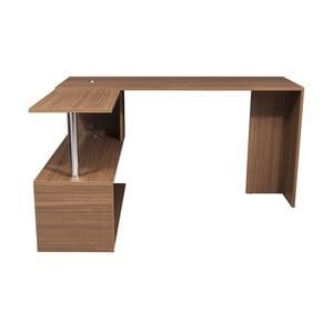 Pracovní stůl Gelincik Walnut