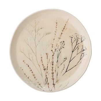 Farfurie din gresie ceramică Bloomingville Bea, ⌀ 27,5 cm