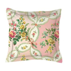 Polštář La Fleur De Vie Pink, 45x45 cm