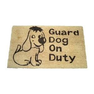 Rohožka Guard Dog on Duty