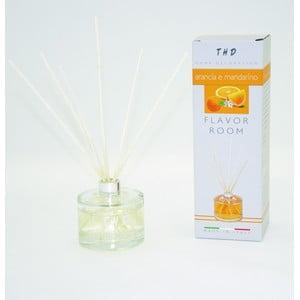 Difuzér THD Fragnances, mandarinka 100 ml
