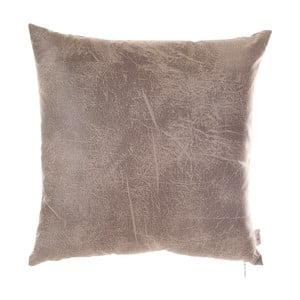 Povlak na polštář à la kůže Apolena, béžový