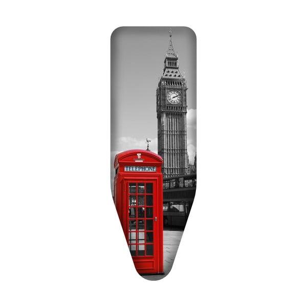 Potah na žehlící prkno Colombo New Scal London, 124x48cm
