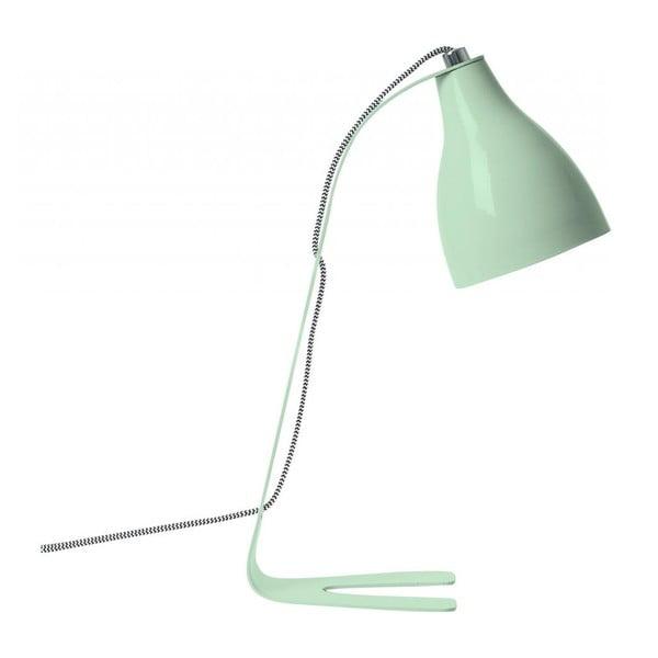 Zelená stolní lampa Leitmotiv Barefoot