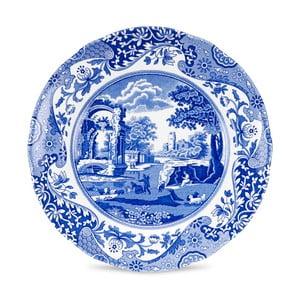 Sada 4 bílomodrých talířů Spode Blue Italian, ø 20 cm