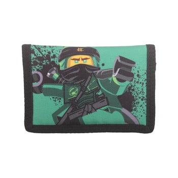 Portofel LEGO® NINJAGO Lloyd, verde poza