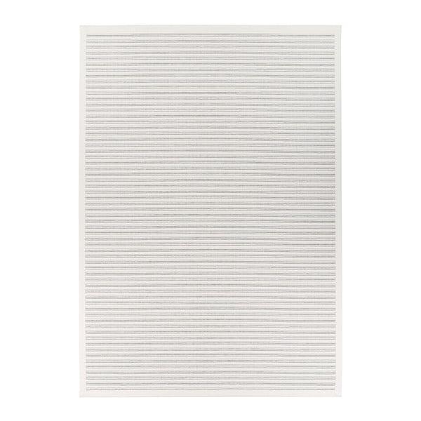 Covor reversibil Narma Esna White, 200 x 300 cm, alb