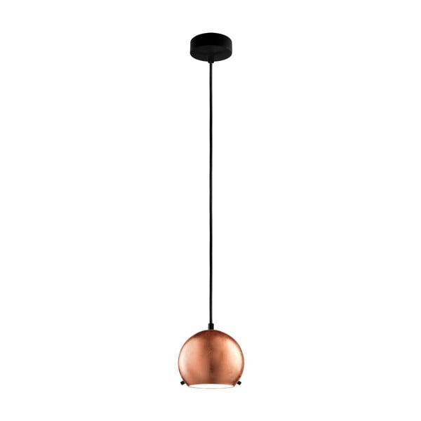 Světlo MYOO copper/black/black